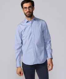 TOMORROWLAND MENS/ブリティッシュポプリン セミワイドカラーシャツ/501223308