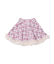 LODISPOTTO/Sweet Holyチェックスカート / mille fille closet/501398103