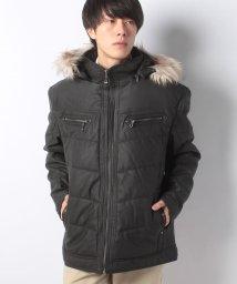 MARUKAWA/大きいサイズ アウター 中綿 ストレッチ素材/501457820