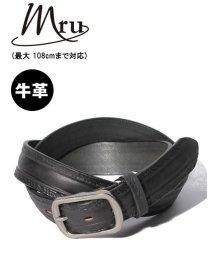 MARUKAWA/【国産】【本革】【栃木レザー】クラフト ベルト/501457833