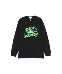 ROSE BUD/STARTER BLACK LABEL 【ROSE BUD別注】ロゴロングスリーブTシャツロゴロングスリーブTシャツ/501473832