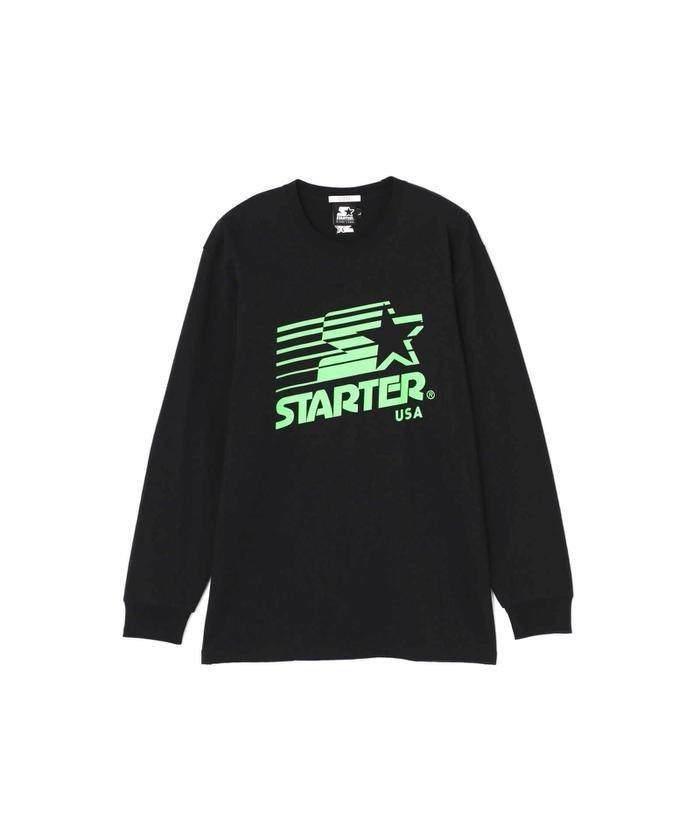 STARTER BLACK LABEL 【ROSE BUD別注】ロゴロングスリーブTシャツロゴロングスリーブTシャツ
