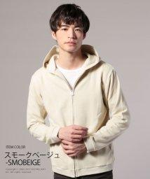 THE CASUAL/(アップスケープオーディエンス) Upscape Audience 日本製スウェットフードZIPジャケット/501478265