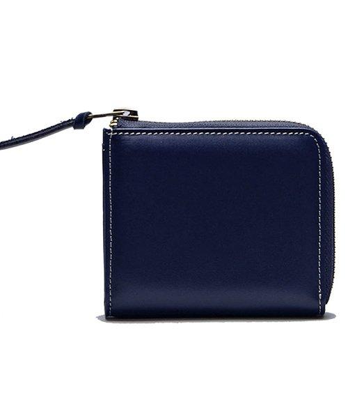SB select【シルバーバレットセレクト】本革Lジップミニウォレット(財布)