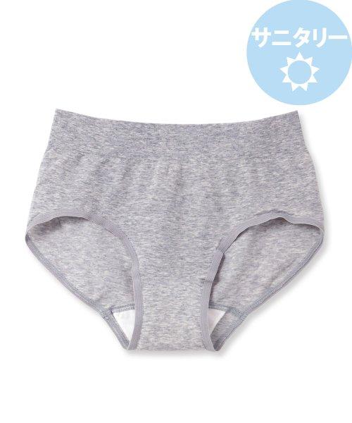 fran de lingerie(フランデランジェリー)/Flat Fit Sanitary Shorts フラットフィットサニタリー レギュラーウィング対応/sa-ff001