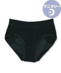 fran de lingerie/Flat Fit Sanitary Shorts フラットフィットサニタリー コーディネートナイト用ウィング対応/500061319