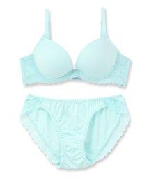 fran de lingerie/Nudy PushUP -smooth- ヌーディープッシュアップスムース ブラ&ショーツセット B-Gカップ/500654419