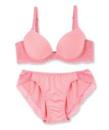 fran de lingerie/Nudy PushUP -smooth- ヌーディープッシュアップスムース ブラ&ショーツセット D-Gカップ/500654420