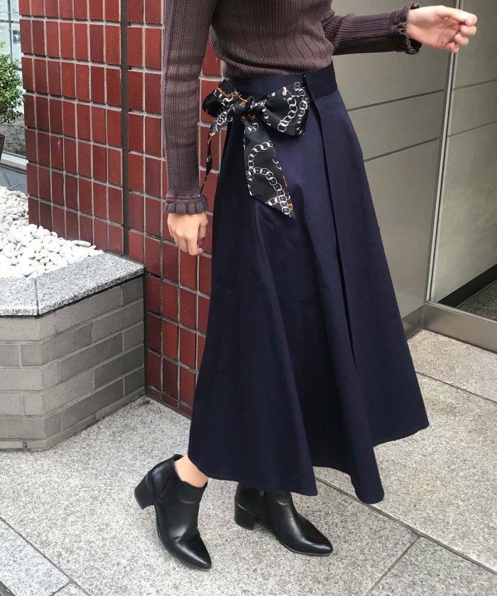 Noela ビッグリボン2WAYスカート