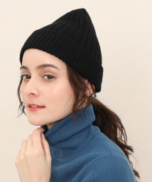 Adam et Rope Le Magasin/【SCOTTISH TRADITION】SOLID BEANIE/501440539
