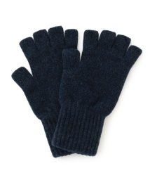 Adam et Rope Le Magasin/【SCOTTISH TRADITION】SOLID FINGERLESS GLOVES/501440727