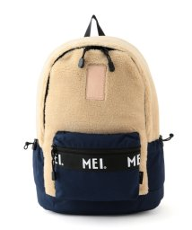Adam et Rope Le Magasin/【MEI】ボアバックパック/501454533