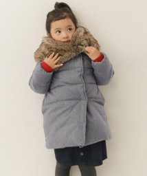 URBAN RESEARCH DOORS(Kids)/ティペット付き中綿コート(KIDS)/501350123