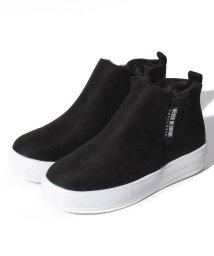 Lovetoxic/サイドゴア厚底ブーツ/501472379