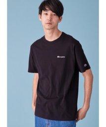 tk.TAKEO KIKUCHI/Champion for tk.TAKEO KIKUCHI ロゴ刺繍Tシャツ/501483970