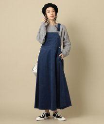 SHIPS WOMEN/コーデュロイジャンパースカート/501486132