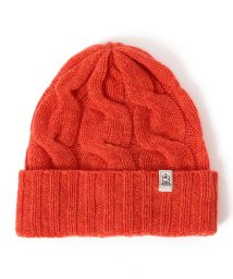 SHIPS WOMEN/INVERALLAN:ケーブルニット帽/501486135