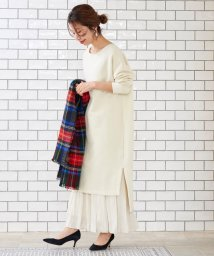 le.coeur blanc/裏毛コクーンワンピース/501462477