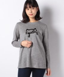 CARA O CRUZ/【特別提供品】キャットTシャツ/501472581