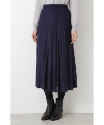 HUMAN WOMAN/ニットプリーツスカート/501442997