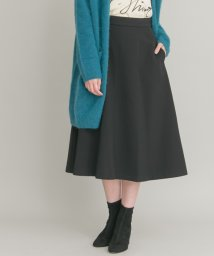 URBAN RESEARCH/【ROSSO】ボンディングフレアースカート/501449222