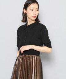 URBAN RESEARCH/【SENSEOFPLACE】ポロネックセーター(5分袖)/501449751