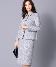 Leilian/【特別提供品】ツィードスーツ/501472756