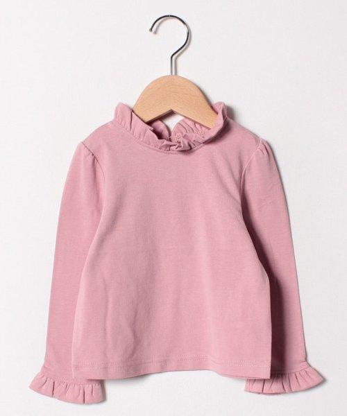 b-ROOM(ビールーム)/【EC別注】フリルデザインTシャツ/9884284