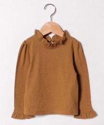 b-ROOM/【EC別注】フリルデザインTシャツ/501476178