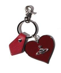 Vivienne Westwood/【VIVIENNE WESTWOOD】VWW 82030008 GADGET キーリング RED/501478105