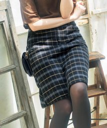 ryuryu/あったか裏フリースAラインスカート/501479053