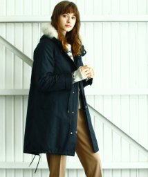 le.coeur blanc OUTLET/ライナーツキモッズコート/501487148