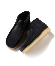 SHIPS JET BLUE/Clarks:WALLABEE BOOTS 18FW/501487952