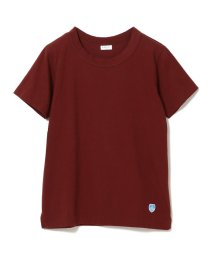 Ray BEAMS/【WEB限定】ORCIVAL / ベーシック Tシャツ/501487978