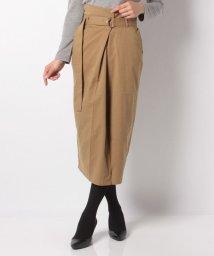 URBAN RESEARCH/【KBF】タックラップタイトスカート/501449604