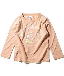 devirock/全20柄 プリント長袖Tシャツ カットソー/501490970