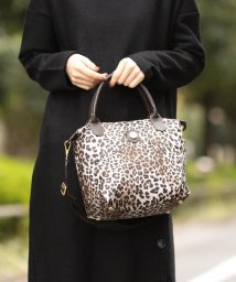 SHIPS WOMEN/BONFANTI:ミニトートバッグ leopard/501491175