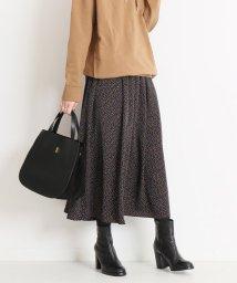 Spick & Span/ランダムドットギャザースカート◆/501491447
