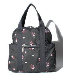 LeSportsac/DOUBLE TROUBLE BACKPACK チェシャーグレー/LS0021161