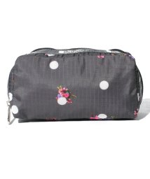 LeSportsac/RECTANGULAR COSMETIC チェシャーグレー/LS0021163