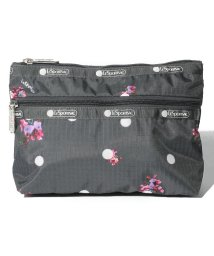 LeSportsac/COSMETIC CLUTCH チェシャーグレー/LS0021165