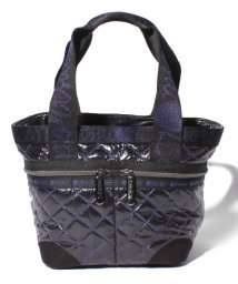 LeSportsac/SMALL MANON TOTE ハグミーノアール/LS0021182