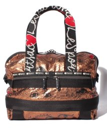 LeSportsac/SM SPECIAL AMBER WEEKENDER ルックアットミーゴールド/LS0021193
