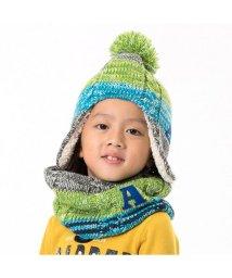 ampersand / F.O.KIDS MART/Boy's耳当てニット帽子/501209081