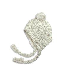 ampersand / F.O.KIDS MART/Girl's耳当てニット帽子/501209082