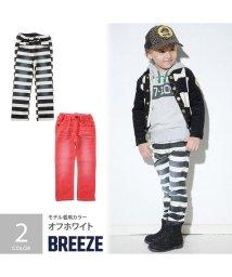BREEZE / JUNK STORE/ウォッシュ加工パンツ/501219385
