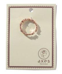 axes femme/スノークリスタルリング/501482534