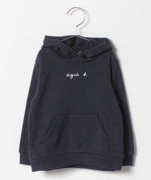 agnes b. ENFANT/【WEB限定】S179 E SWEAT ロゴパーカー/501486070