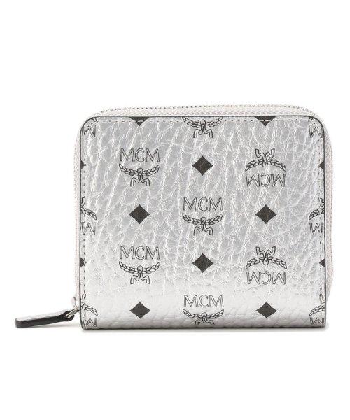 LHP(エルエイチピー)/MCM/エムシーエム/Mini Zip Wallet/1064191012-60