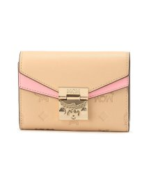 LHP/MCM/エムシーエム/Patricia Monogram Wallet Small/501491885